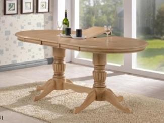 Стол обеденный 2051 - Импортёр мебели «RedBlack»