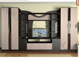 Мебель для гостиной со шкафами Гамма 15  - Мебельная фабрика «Ангелина-2004»
