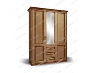 Шкаф трехстворчатый Дарина - Мебельная фабрика «Муром-мебель»