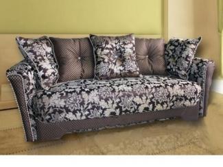 Прямой диван Шахерезада