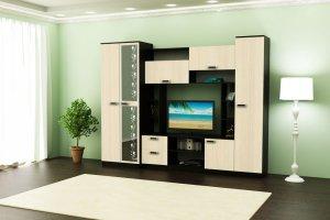 Гостиная ЭкоФлоренция - Мебельная фабрика «Велес»