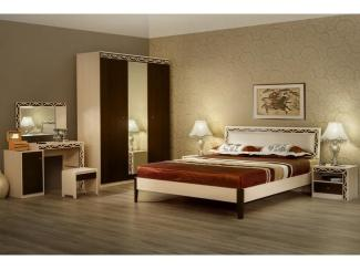 Спальный гарнитур Serena Венге - Мебельная фабрика «Уфамебель»