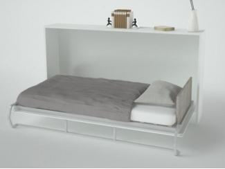 Горизонтальная кровать Соло  - Мебельная фабрика «SMARTI»