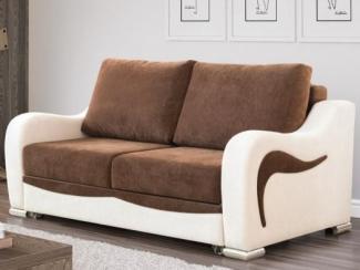 Малогабаритный диван Стинг 2 дельфин - Мебельная фабрика «Фарес», г. Киров
