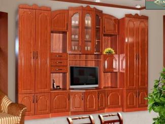 Гостиная стенка Макарена 3 - Мебельная фабрика «Элна»