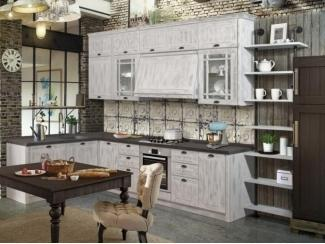 Кухня угловая Loft Винтаж - Мебельная фабрика «Трио»