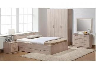 Спальня в светлых тонах - Мебельная фабрика «Боровичи-Мебель»
