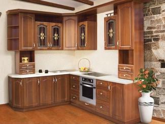 Кухня угловая «Кальвадос» - Мебельная фабрика «Ахтамар»