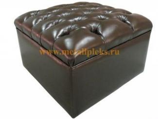Пуф AP-4707 - Мебельная фабрика «Металл Плекс», г. Краснодар