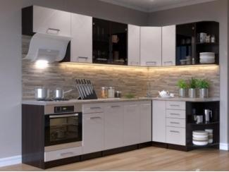 Модульная кухня с подсветкой Арина - Мебельная фабрика «Фран»