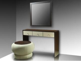 Столик туалетный и зеркало в раме - Мебельная фабрика «Восток-мебель»