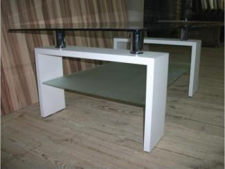 Стол журнальный стеклянный - Мебельная фабрика «Мебель от БарСА»