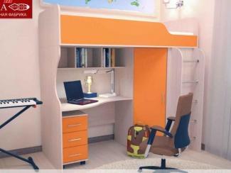 Детская Емеля 1 (МДФ) - Мебельная фабрика «Элна»