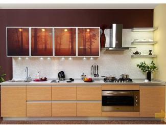 Кухонный гарнитур прямой 32