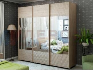 Большой шкаф-купе №10  - Мебельная фабрика «Лером»