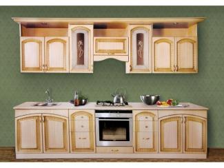 Кухонный гарнитур прямой Виктория