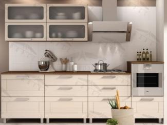 Кухонный гарнитур прямой Симпл2 - Мебельная фабрика «Фарес»