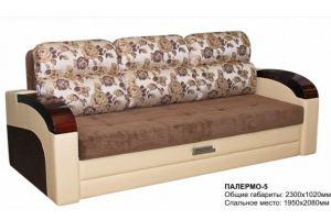 Мягкий диван Палермо 5