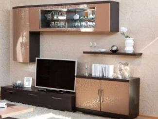 Гостиная стенка Аманда - Мебельная фабрика «Янтарь»