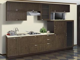 Кухонный гарнитур прямой Лотос - Мебельная фабрика «Прометей»