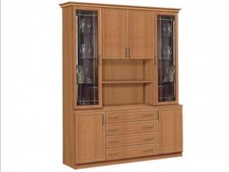 Гостиная стенка Карина-1 МДФ - Мебельная фабрика «Гамма-мебель»