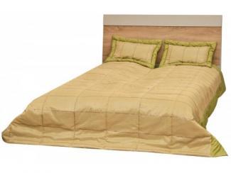 Кровать 1,5 местная (П400.02-3) - Мебельная фабрика «Пинскдрев»