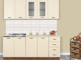 Кухонный гарнитур прямой Эрика - Мебельная фабрика «Северная Двина»