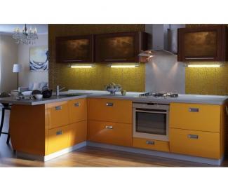 Кухня Паола - Мебельная фабрика «Гретта-кухни», г. Ульяновск