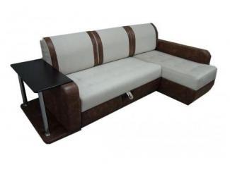 Угловой диван с тумбой Угол Люкс тумба Г Арт. №538 - Мебельная фабрика «Ландер», г. Ульяновск