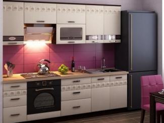Кухонный гарнитур прямой Аврора 10 - Мебельная фабрика «Витра»