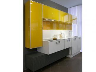 Кухонный гарнитур прямой Диско - Мебельная фабрика «Камеа»