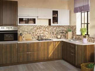 Кухонный гарнитур угловой Катрин - Мебельная фабрика «Ник (Нижегородмебель)»