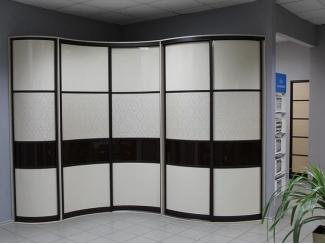Радиусный шкаф-купе - Мебельная фабрика «Derli»