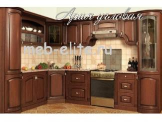 Кухня угловая Ария-R - Импортёр мебели «MEB-ELITE (Китай)»
