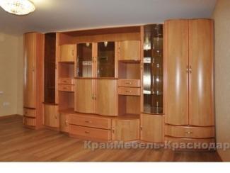 Модульная стенка - Мебельная фабрика «КрайМебель-Краснодар»