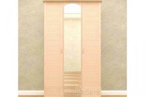 Шкаф 3-х створчатый Т-4 - Мебельная фабрика «Алтай-мебель»
