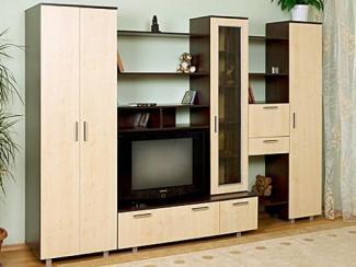 Гостиная стенка Палермо - Мебельная фабрика «Мебель плюс»