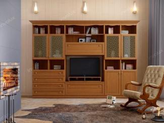 Гостиная стенка Фландрия - Мебельная фабрика «Инволюкс»