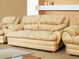 диван прямой Альфа 30