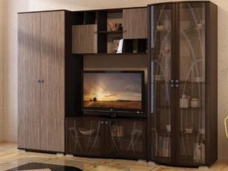 Гостиная стенка Нота-14 - Мебельная фабрика «Северная Двина»