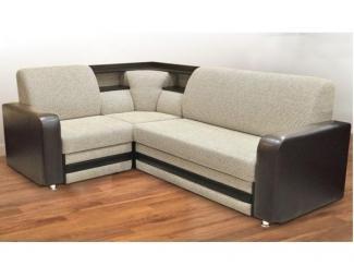 Угловой диван с механизмом дельфин Союз 26