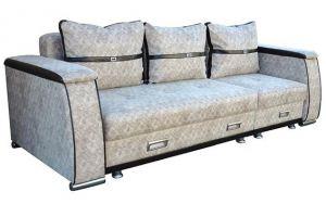 Линейный диван Еврокнижка Авангард  шагающая - Мебельная фабрика «Ассамблея»