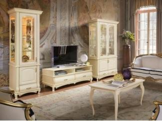 Гостиная Оскар без декора с витражами  - Мебельная фабрика «Ивна»