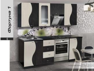 Кухонный гарнитур прямой Фортуна 1