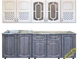 Кухня прямая 84 - Мебельная фабрика «Трио мебель»