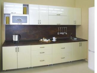Кухня прямая Классика 3