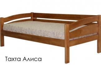 Тахта Алиса из массива сосны - Мебельная фабрика «Массив»