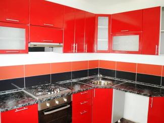 Кухонный гарнитур угловой Азалия - Мебельная фабрика «Анкор»