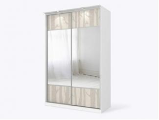 Шкаф-купе с 2 зеркалами Пэинт  - Изготовление мебели на заказ «Кухни ЧУ»