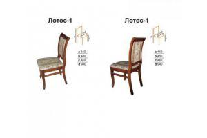 Стул Лотос 1 - Мебельная фабрика «Вектра-мебель»